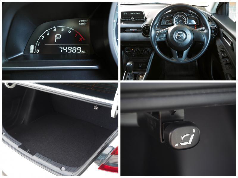 MAZDA Mazda2 1.3 Skyactive 2015
