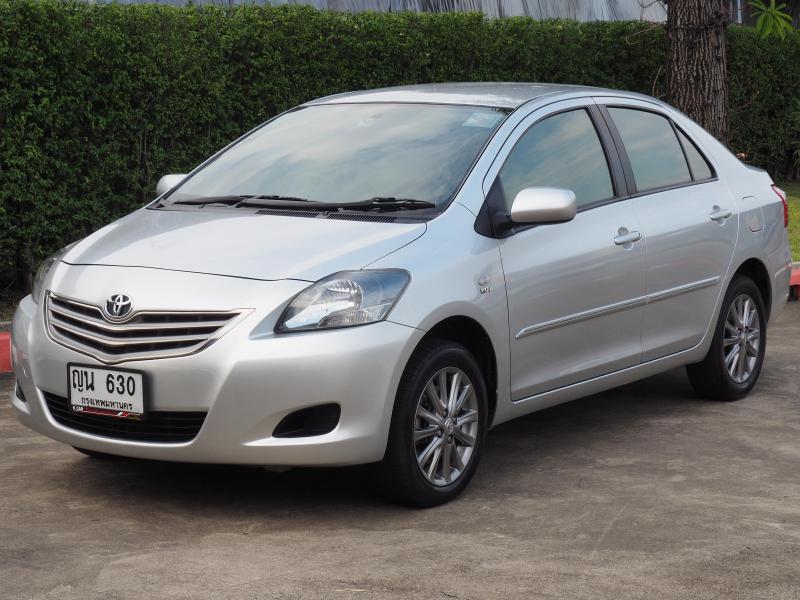 TOYOTA Vios 1.5ES(Airbag,ABS) 2012
