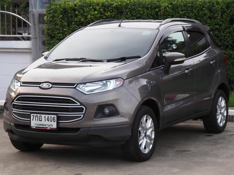 FORD ECO Sport 2017