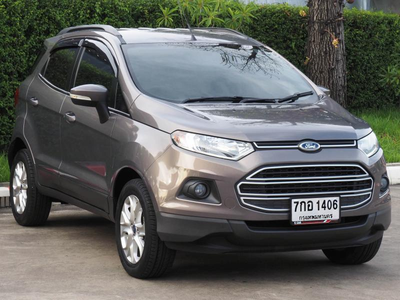 FORD ECO SPORT 1.5 TRENDs 2017