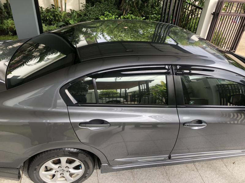 HONDA Civic 1.8 FB S AT 2012 สีเทา 2012