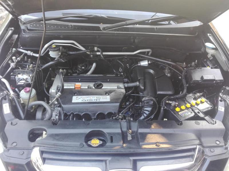 HONDA CR-V 2.0 i-VTEC 2004