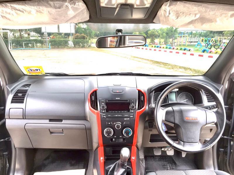 ISUZU d-max allnew cab 2.5 z vgs x-series  2015