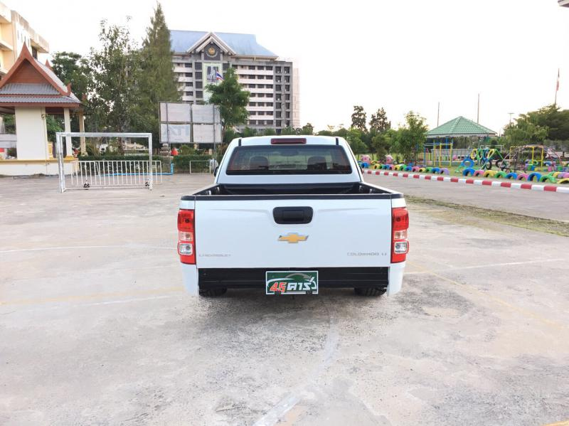CHEVROLET colorado  cab 2.5 LT fgt 2017