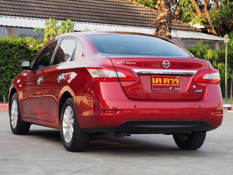 NISSAN Sylphy 2014