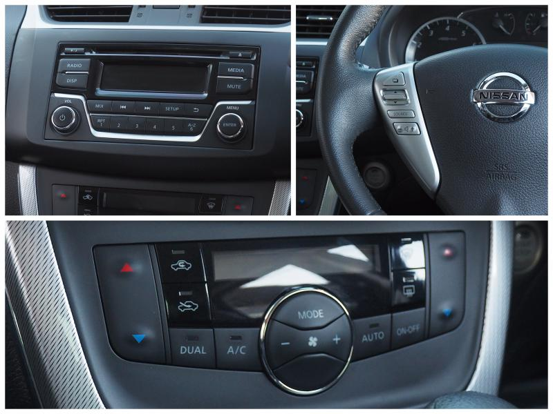 NISSAN Sylphy 2016