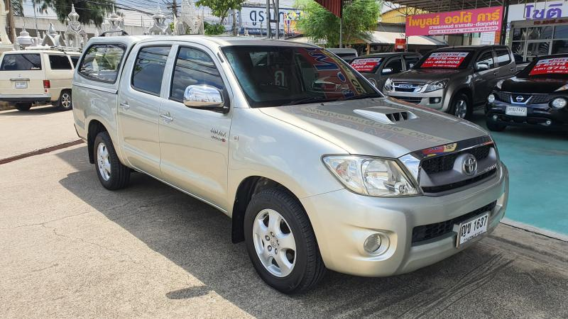 TOYOTA  Hilux Vigo VN Turbo 3.0 G Double Cab –AT 2011